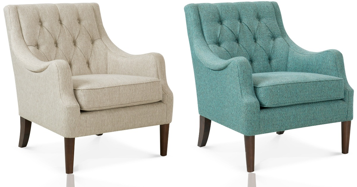 Macy S Tufted Accent Chair Only 197 Regularly 425