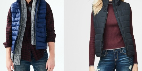 Aeropostale: Up to 80% Off Vests & More – Prices Start at Just $11.11