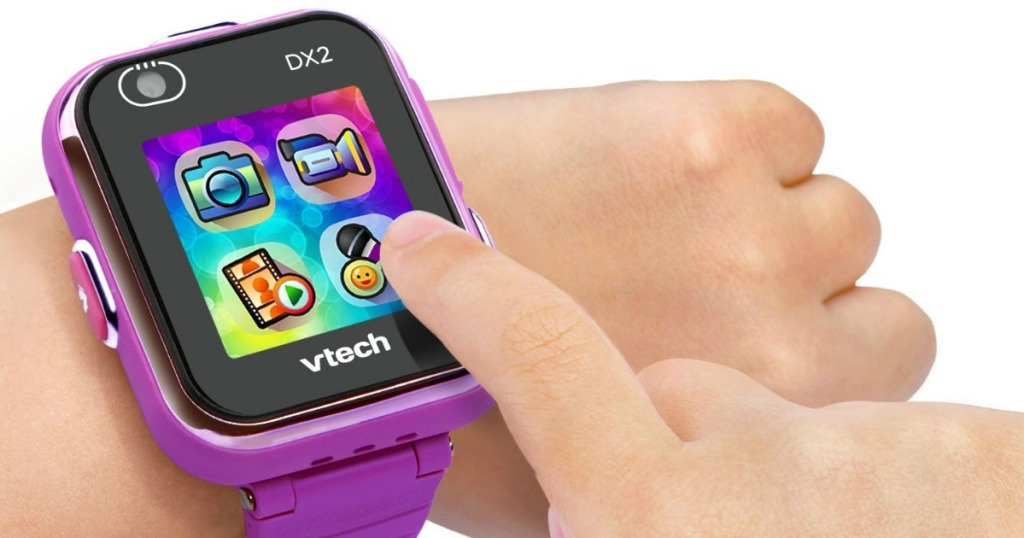 VTech Kidizoom Smartwatch DX2 purple Amazon Target 2