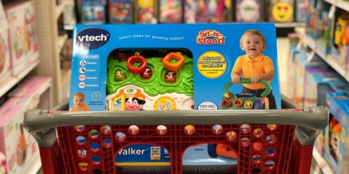 VTech Sit-to-Stand Ultimate Alphabet Train Only $19.99 on Target.com (Regularly $40)