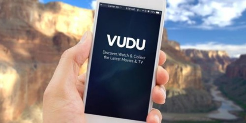 $25 Vudu eGift Card Just $20 | Save on Your Next At-Home Movie Night