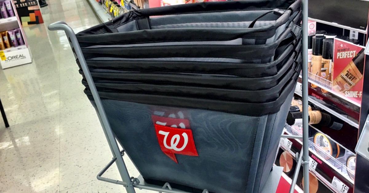 walgreens store guide - Walgreens Basket