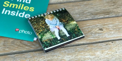 Photo PrintBooks Only $1.75 + Free In-Store Pickup at Walgreens