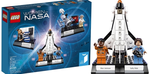 LEGO Women of NASA Building Kit ONLY $21.74