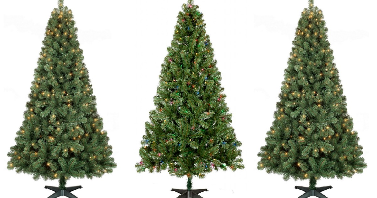 Target.com: Wondershop 6' Prelit Christmas Tree Just $29