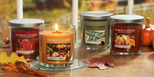 Buy 1 Yankee Candle Small Tumbler, Get 2 FREE | In-Store & Online