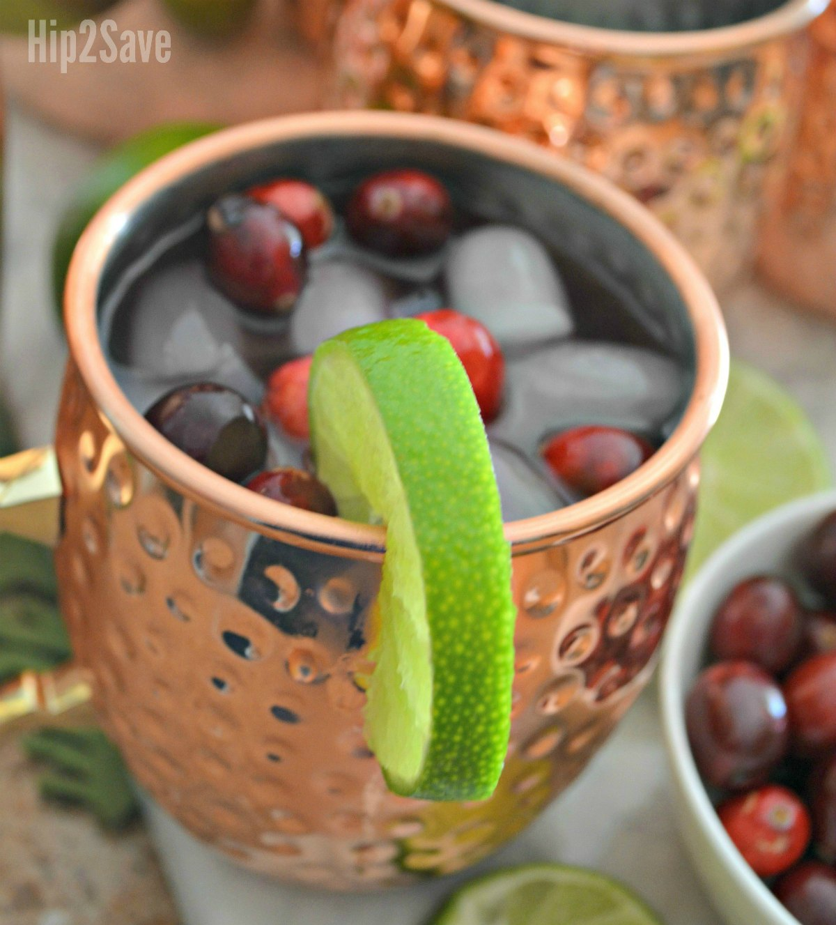 moscow mule punch recipe