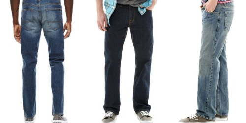 JCPenney.com: Arizona Men's Jeans & Pants as low as Only $13.99 (Regularly $42) + More