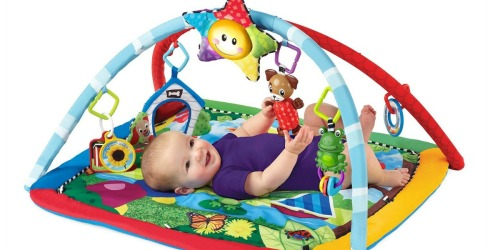 Amazon: Baby Einstein Caterpillar and Friends Play Gym ONLY $28.50 Shipped (Regularly $65)
