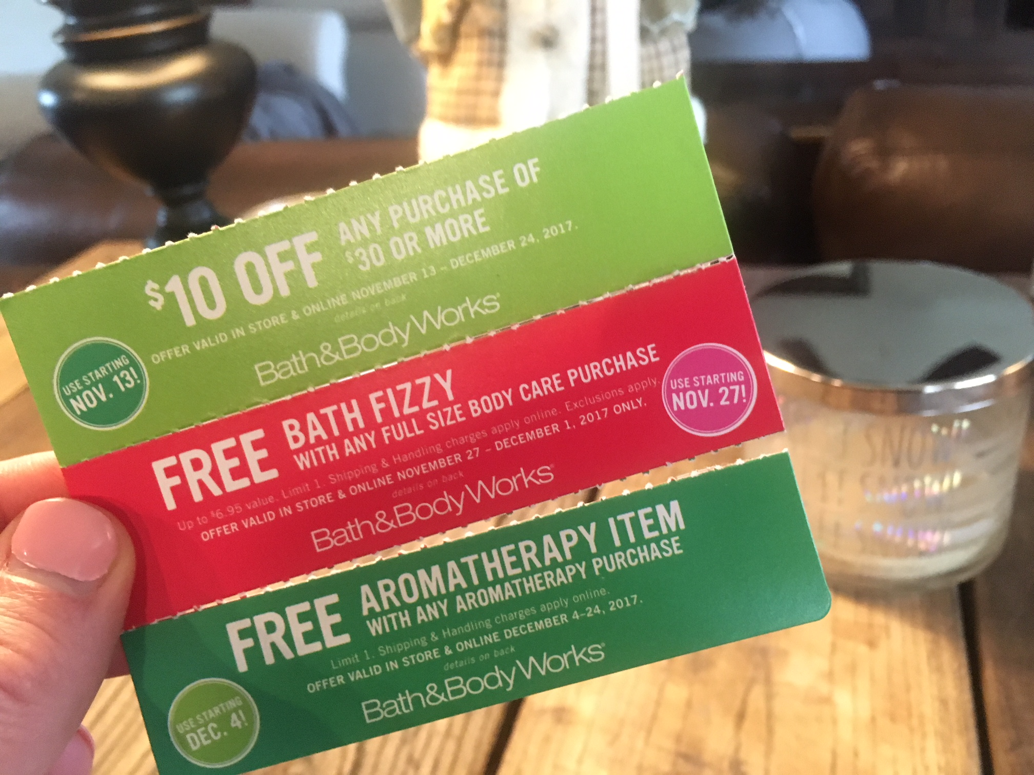 16 secrets for saving big at bath & body works – coupons