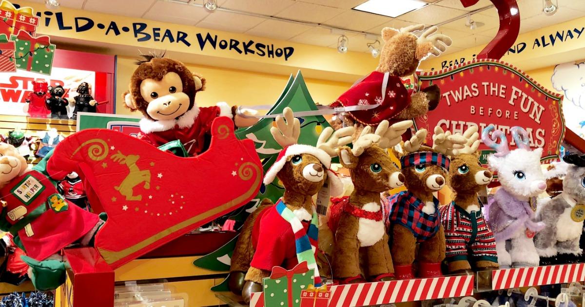 Costco build a bear