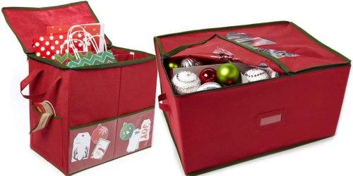 Big Lots: $10 Off $50 Or $20 Off $100 Coupon = Big Savings on Christmas Storage & More