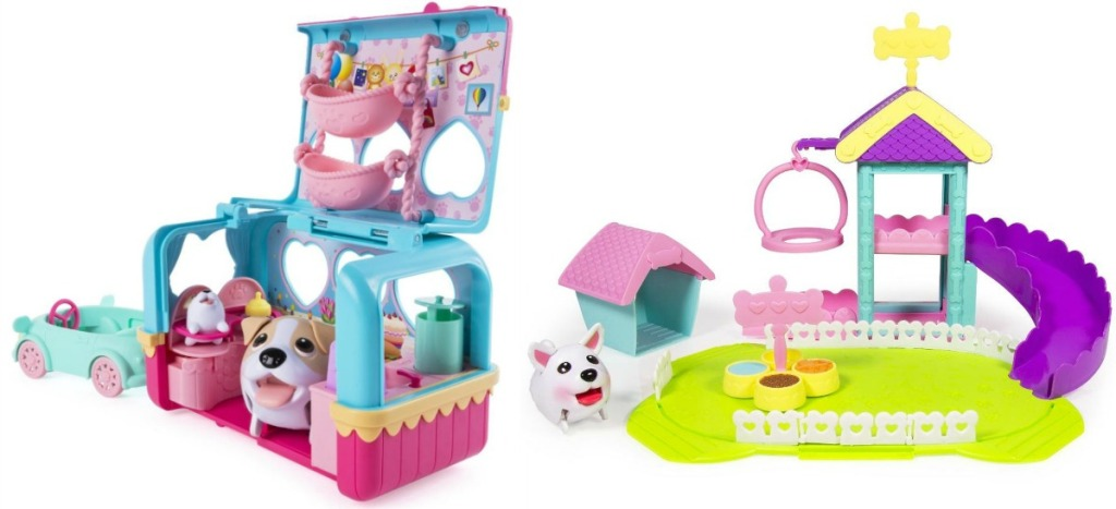 Chubby Puppies And Friends Fashion Runway Playset 1269 Regularly