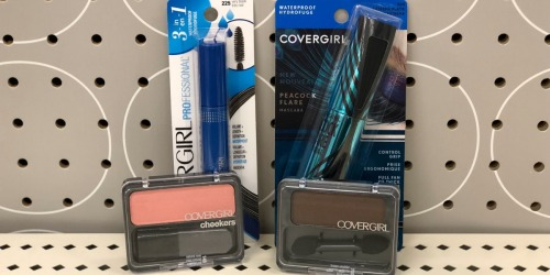 2 CoverGirl Cosmetics as low as FREE at Walgreens   In-Store & Online