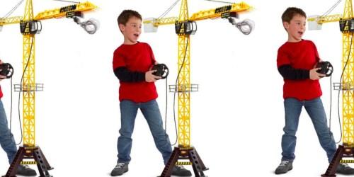 ToysRUs.com: Fast Lane Mega Crane Just $14.99 (Regularly $40) – Awesome Reviews