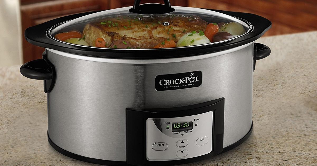 crock pot at target