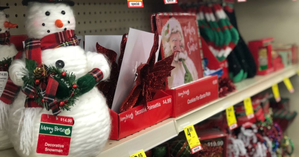 hop on over to your local cvs where they have christmas decorations wrapping more on clearance for up to 50 off keep in mind that clearance prices and