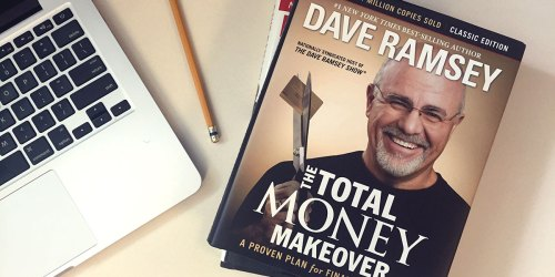 Dave Ramsey Hardcover Books ONLY $10 (Regularly $25)