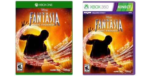 ToysRUs.com: Disney Fantasia Music Evolved For XBOX ONLY $1.98 (Regularly $15+)