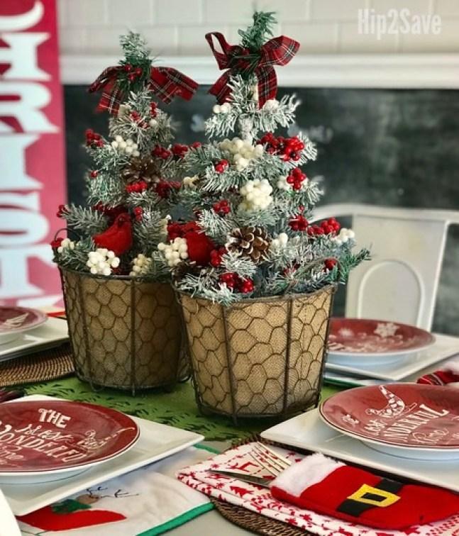 Dollar Tree Christmas Decor And Gift Ideas: Turn This Dollar Tree Bargain Into Stylish Christmas Decor