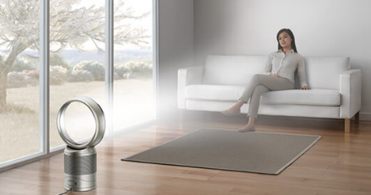 Dyson Pure Cool Link Air Purifier 199 99 Shipped