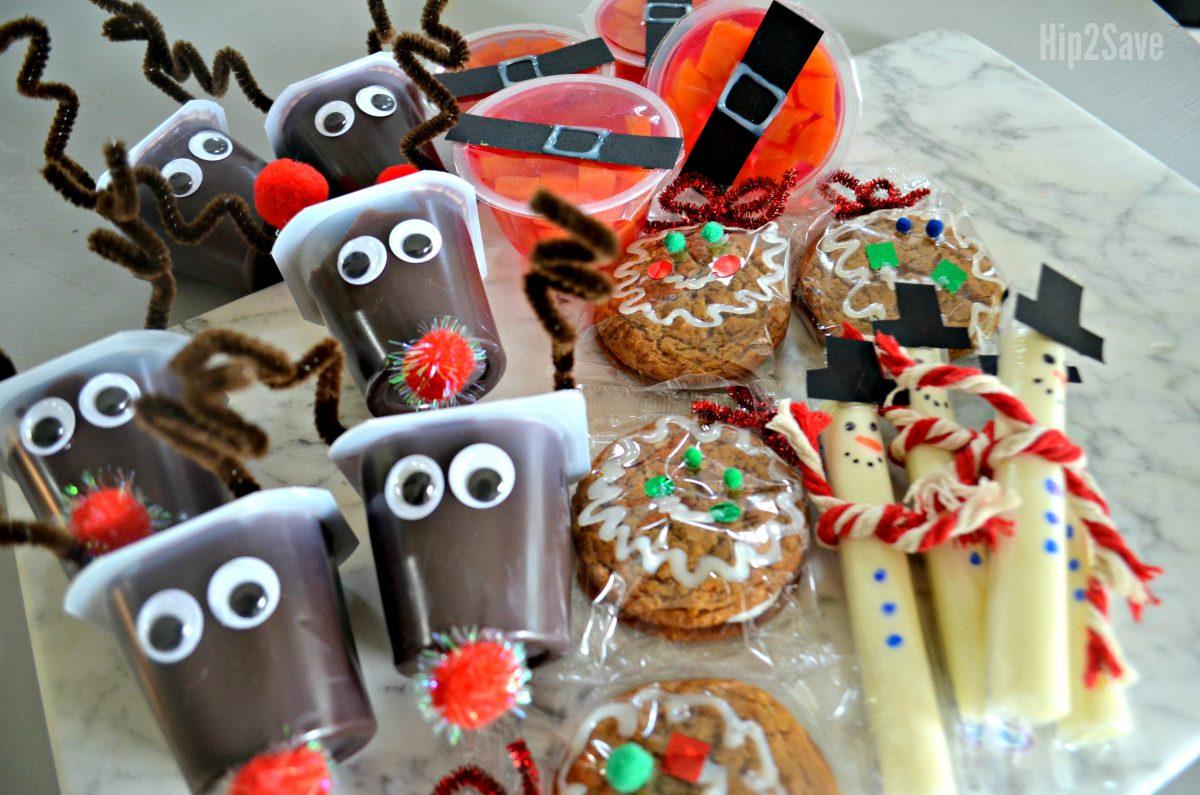 christmas school snacks