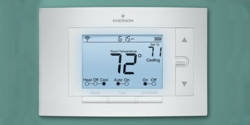 Over 135,000 Emerson SensiWiFi Thermostats Recalled Due to Possible Fire Risk