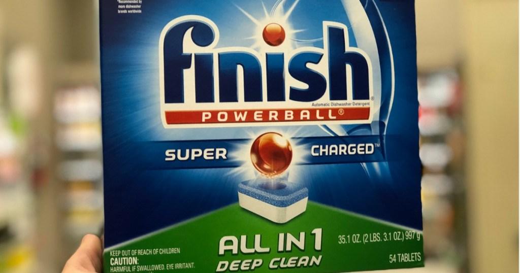 Finish Powerball Dish Pacs