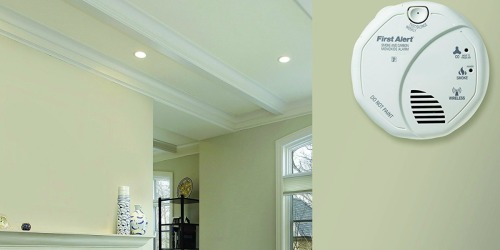 First Alert Smoke & Carbon Monoxide Alarm Only $34 Shipped (Regularly $50) at Amazon