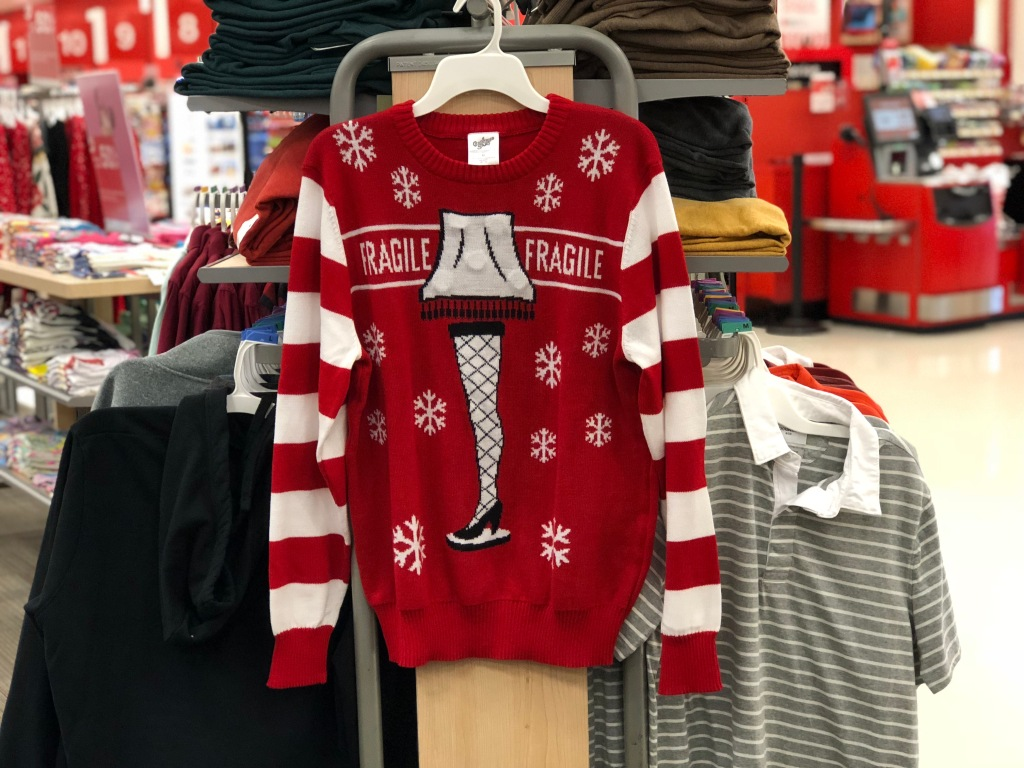 Targetcom Mens Ugly Christmas Sweaters As Low As 1399 Shipped