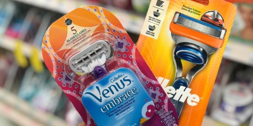 Venus Razor PLUS Four Cartridges Only $2.49 After Walgreens Rewards (Regularly $23) + More