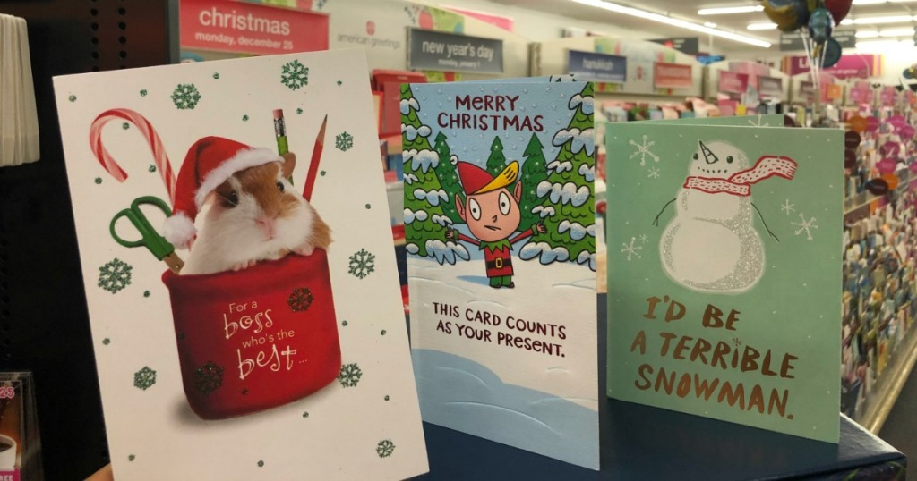 Through December 9th CVS Is Offering Up ExtraBuck Rewards On Greeting Cards If Your Store Carries Hallmark You Can Score A 3 When