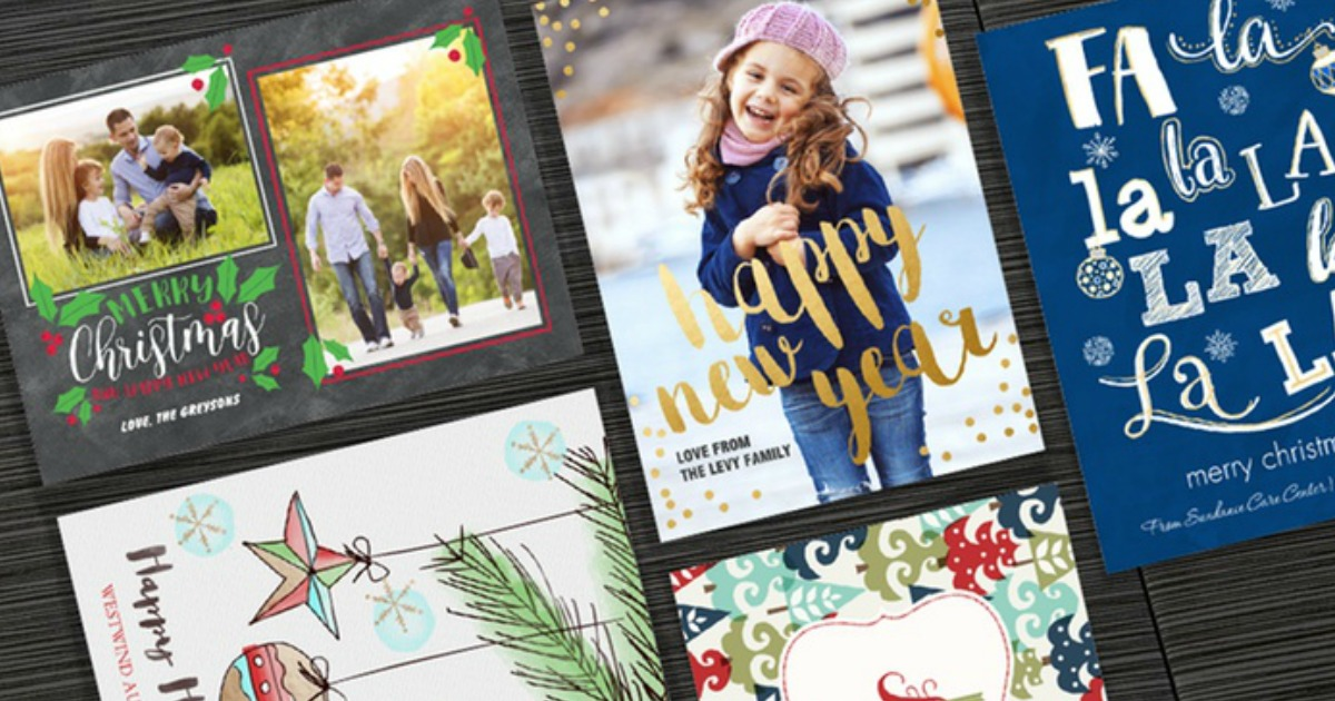 200 Holiday Photo Cards Only $45 at Staples (23¢ Per Card) + ...