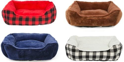 PetSmart: Grrreat Choice Cuddler Pet Beds Just $7.97