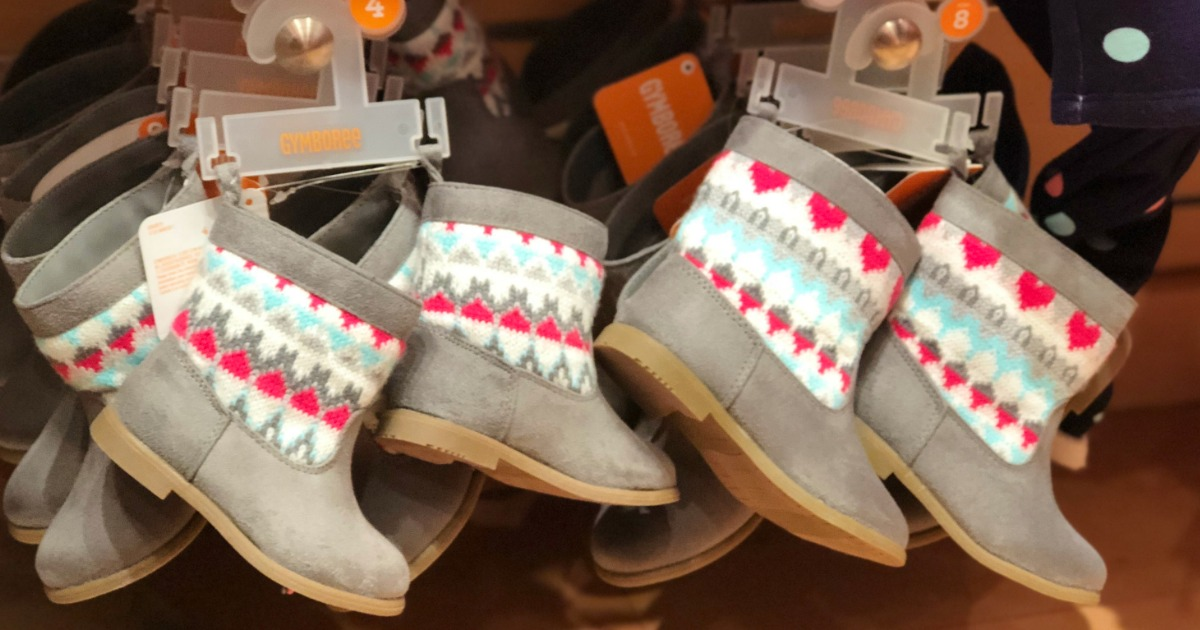 80% Off Gymboree Boots for Girls \u0026 Boys