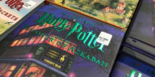 Buy 2, Get 1 Free Books on Amazon | Harry Potter Illustrated Edition Books from $17