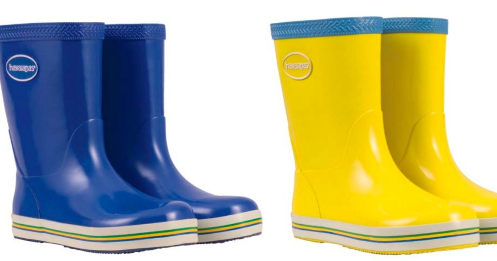 6d3de3ac63800 Zulily  Up to 70% Off Havaianas Rain Boots - Prices Start at Just ...