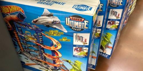 Hot Wheels Super Ultimate Garage Playset as Low as $89.99 Shipped at Target (Regularly $200)