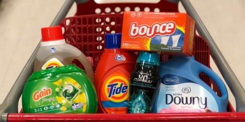 FREE $15 Target Gift Card w/ $50+ Household Essentials Purchase | Starting February 23rd