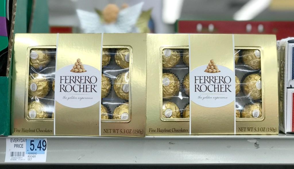 Rite Aid Ferrero Rocher