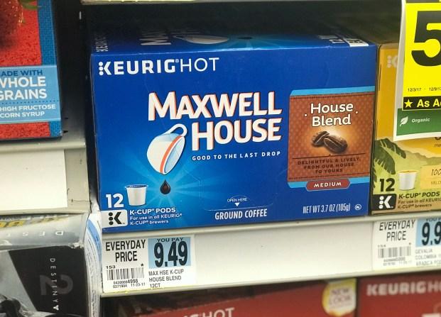 Rite Aid Maxwell House