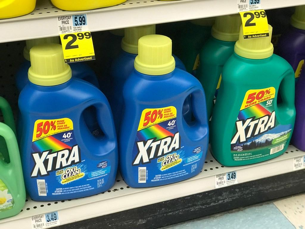 Rite Aid Xtra Detergent