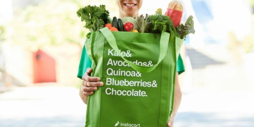 Up to $30 Off Instacart Grocery Orders for NEW Users | Save Time & Money