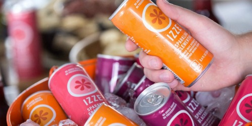 IZZE Sparkling Juice 24-Count Variety Pack Only $9.42 Shipped at Amazon