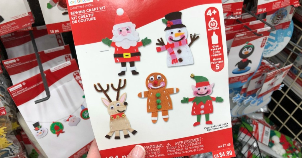 Michaels Christmas Crafts.70 Off Kids Craft Kits At Michaels Great For Christmas