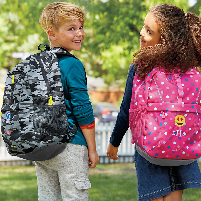 back to school deals supplies backpacks lunch bags – kids with backpacks