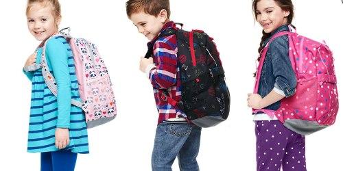 50% Off Lands' End Order = Kids Backpacks As Low As $9.99 (Regularly $35) + More
