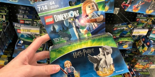 LEGO Dimensions Fun Packs as Low as $4.84 (Regularly $12) + More