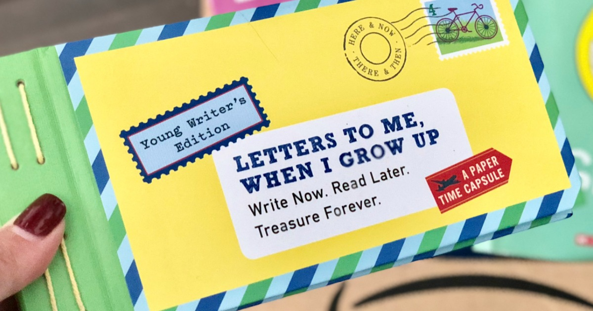 Letters to Me Book