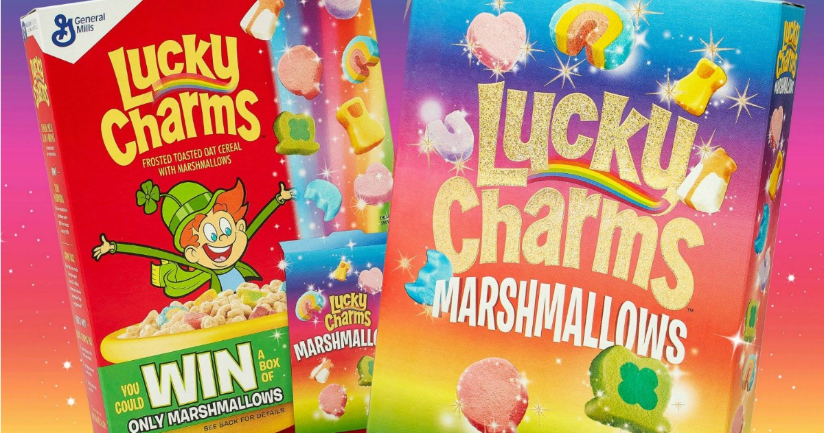 Play Lucky Charms Sweepstakes